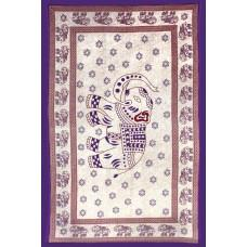 Indian Elephant Tapestry 60 x 90