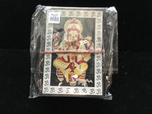 Load image into Gallery viewer, Paper Journal W/String Various Symbols 5 x 7""
