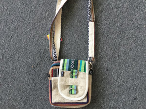 Hemp Mini Camera Bag