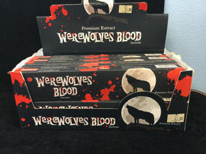 Werewolves Blood