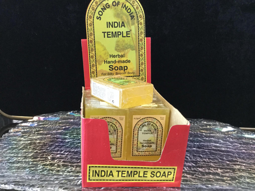 R.Expo India Temple Soap