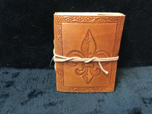 Load image into Gallery viewer, Leather Journal 3 x 4""