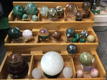 Load image into Gallery viewer, Gemstone Spheres and Eggs