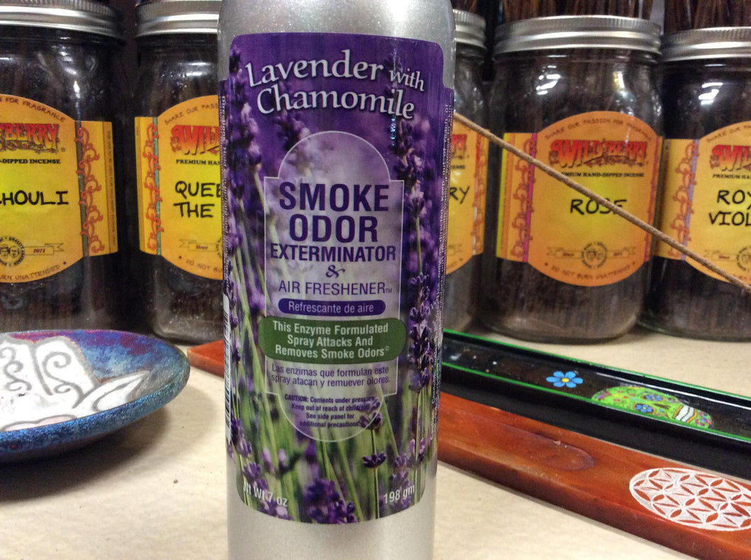 Lavender & Chamomile Spray
