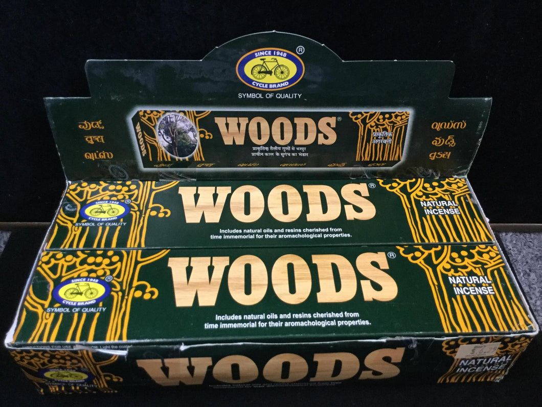 Woods 20 Stick pack Cycle Brand