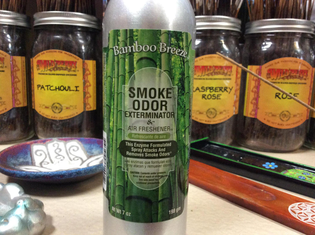 Bamboo Breeze Spray