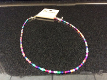 Load image into Gallery viewer, Seed Bead Multicolored Choker