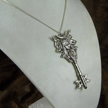 Load image into Gallery viewer, Key of Hecate -- Pendant in Bronze or Silver | Hibernacula