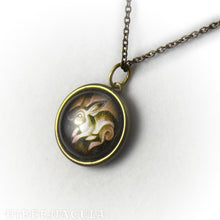 Load image into Gallery viewer, Rabbit Spirit -- Brass Animal Totem Pendant | Hibernacula
