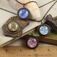 Load image into Gallery viewer, Elder Sign Pendant -- Lovecraftian Pendant | Hibernacula
