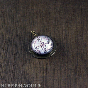 4th Pentacle of Mars -- A Talisman for Victory | Hibernacula