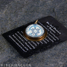 Load image into Gallery viewer, 2nd Pentacle of Jupiter -- A Talisman for Success & Award | Hibernacula