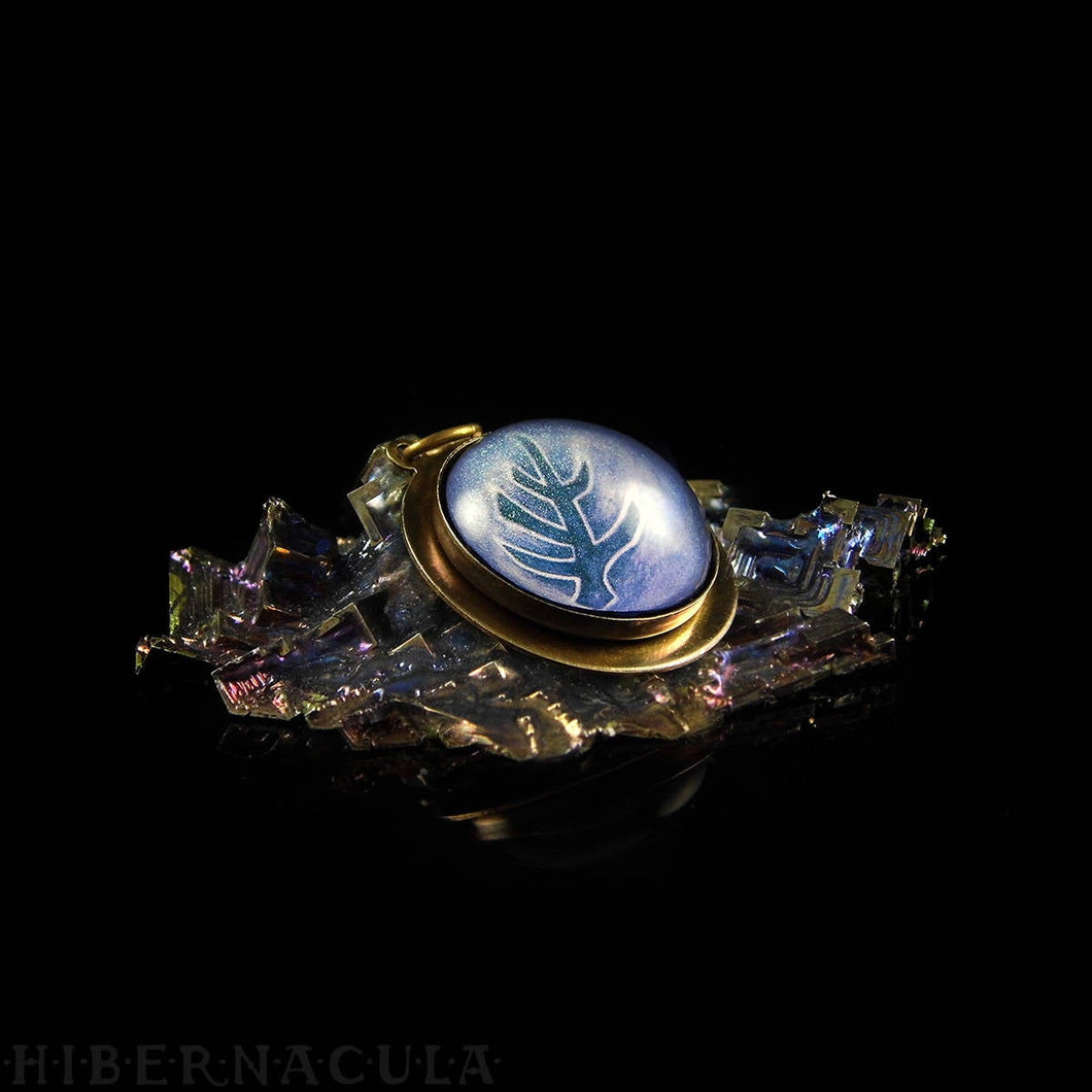 The Elder Sign -- Lovecraftian Pendant | Hibernacula