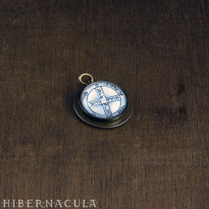 6th Pentacle of Jupiter -- A Talisman For Protection From Earthly Dangers | Hibernacula