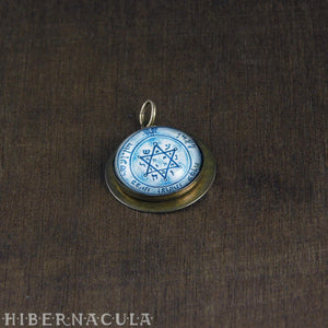 2nd Pentacle of Jupiter -- A Talisman for Success & Award | Hibernacula