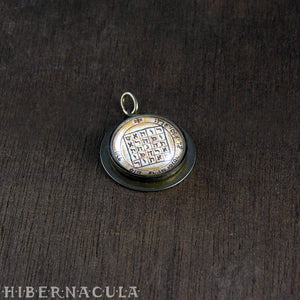 2nd Pentacle of Saturn -- A Talisman Against Adversity | Hibernacula