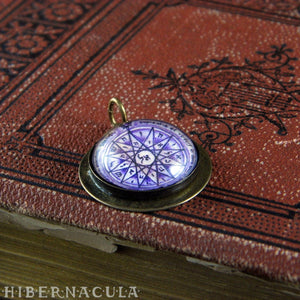 4th Pentacle of Mercury -- A Talisman for Seekers of Knowledge | Hibernacula