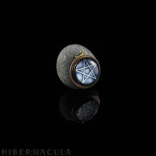 Load image into Gallery viewer, Pentagram -- Brass Talisman | Hibernacula