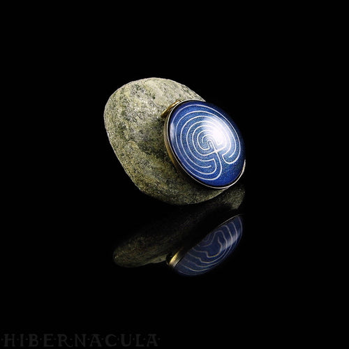 The Labyrinth -- Maze Pendant | Hibernacula