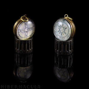 2nd & 6th Pentacles of Jupiter -- A Talisman for Protection | Hibernacula