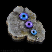 Load image into Gallery viewer, Azure -- Numina Iris Necklace | Hibernacula