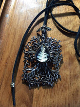 Load image into Gallery viewer, Tree of Life -- Pendant in Bronze or Silver | Hibernacula