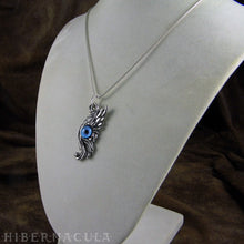 Load image into Gallery viewer, Seraph -- Wing Pendant in Bronze or Silver | Hibernacula