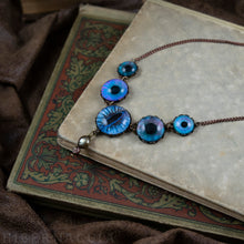 Load image into Gallery viewer, Mysterious One -- Numina Iris Necklace | Hibernacula
