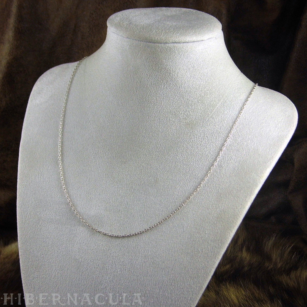 Light Sterling Silver Chain | Hibernacula
