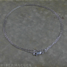 Load image into Gallery viewer, Light Sterling Silver Chain | Hibernacula