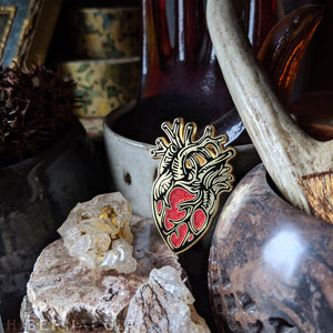 Heart of Stone Pin | Hibernacula