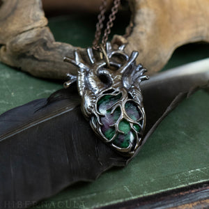 Heart of the Wild, Heart of Stone -- In Bronze or Silver | Hibernacula