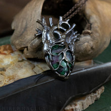 Load image into Gallery viewer, Heart of the Wild, Heart of Stone -- In Bronze or Silver | Hibernacula