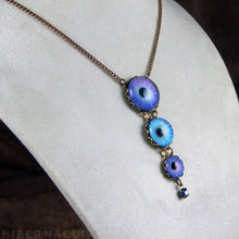Load image into Gallery viewer, True Blue -- Necklace & Earring Set | Hibernacula