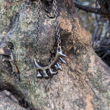 Load image into Gallery viewer, Bite -- Necklace In Bronze or Silver | Hibernacula