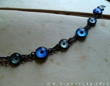 Load image into Gallery viewer, Twilight Approaches -- Numina Iris Bracelet | Hibernacula