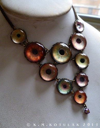 Beautiful Savage -- Numina Iris Necklace | Hibernacula
