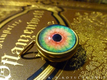 Load image into Gallery viewer, Spherical Numina Iris Pendant -- Exotic, Large | Hibernacula