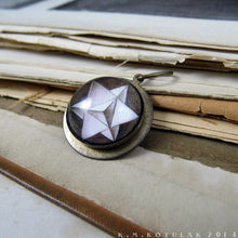 Load image into Gallery viewer, Star Tetrahedron -- Sacred Geometry Talisman | Hibernacula