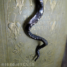 Load image into Gallery viewer, The Tentacle -- Pendant in Bronze or Silver | Hibernacula