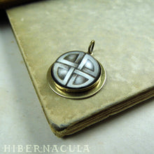 Load image into Gallery viewer, The Shield Knot -- Talisman of Protection | Hibernacula