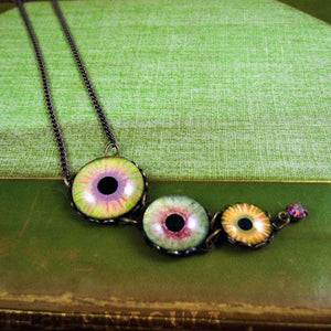 Sun Tribute -- Numina Iris Necklace | Hibernacula