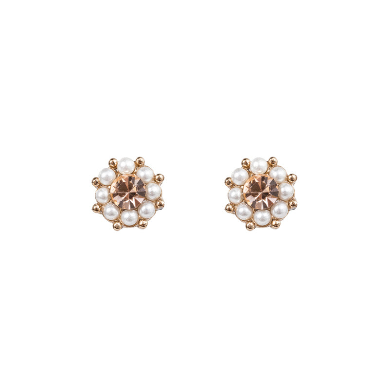 Mini Crystal Studs