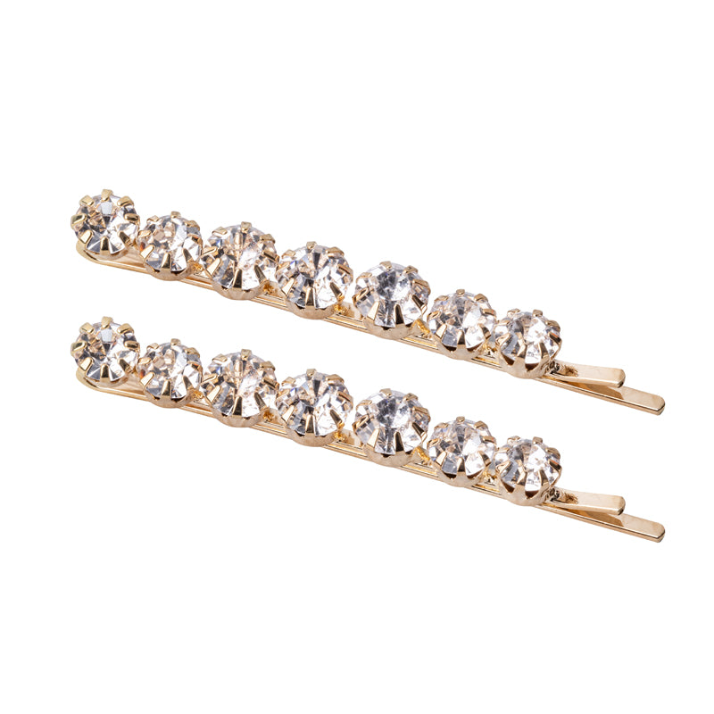 Sparkle Hair Clips/ Set of Two