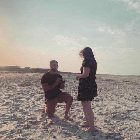 Katie and Thomas Proposal Story