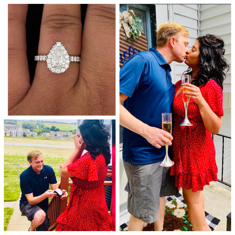 Abbey and Shane Proposal Story