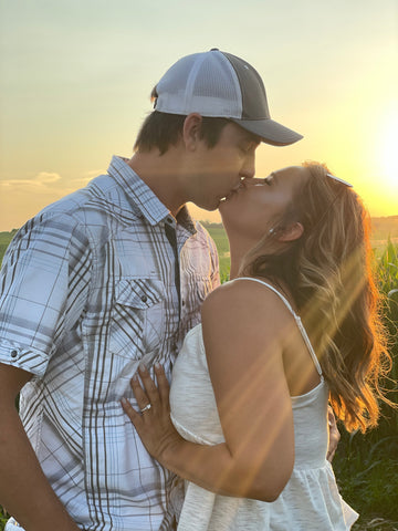 kennedy and cole proposal story