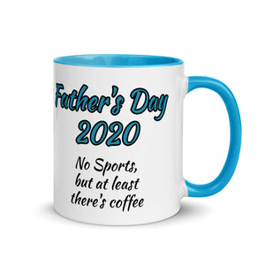 Father's Day 2020 - Ceramic Mug with Color Inside