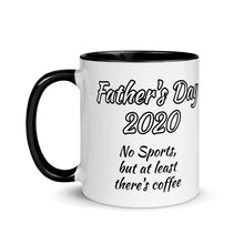 Load image into Gallery viewer, Father's Day 2020 - Ceramic Mug with Color Inside