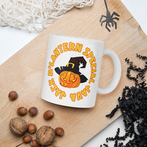 Jack O'Lantern Special Java - Ceramic Coffee Mug
